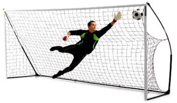 porteria futbol plegable kickster academy k16