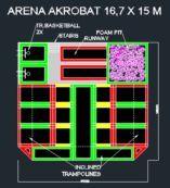 Arena Trampoline Park proyecto 2