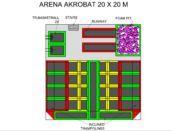 Arena Trampoline Park Projecte 1