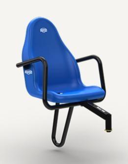 asiento pasajero, asiento berg, asiento basico, bergtoys, coches de pedales