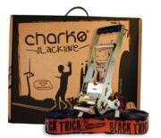 Slackline Black Trick + Proteção árvore de presente