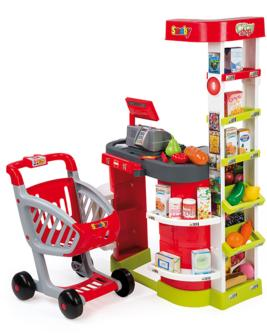 supermercado, supermercado city shop, city shop, juegos de imitacion, smoby