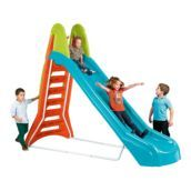 Tobogan Megafeber slide with water