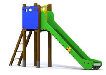 Torre con tobogan para parque, toboganes Loumarpark, toboganes homologados parques infantiles, toboganes parques infantiles, toboganes públicos economicos, toboganes infantiles, tobogán argos