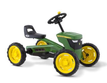 tractores de pedales, tractor de pedales, coches de pedales, coche de pedales, karts de pedales, kart de pedales, berg, berg toys, berg buzzy john deere, berg toys buzzy, buzzy john deere, berg john deere, vehículos infantiles, tienda berg toys,
