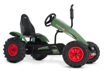Tractor de pedales eléctrico BERG FENDT E-BF, tractores infantiles, tractores eléctricos infantiles, tractores de pedales eléctricos, el mejor tractor infantil, tractores de pedales con ayuda eléctrica, tractores berg toys, berg toys españa, berg