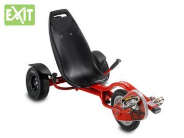 triciclos, triciclos exit, exit triker, entretenimientos infantiles, entretenimiento para niños, topludi