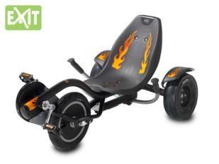 triciclo, balanzbike, crazybike, exit