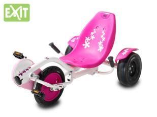 triciclos, exit toys, rocker lady, bicicletas