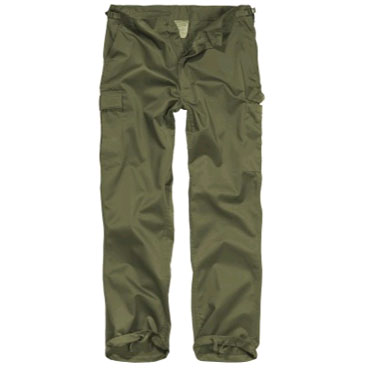 US-Rangers Trousers Olive / US-Rangers Pantalones Olive