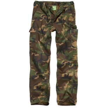 US-RANGERS Trousers Wooland / US-RANGERS Pantalones Camuflaje