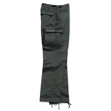 SECURITY RANGERTROUSERS Black / Negro