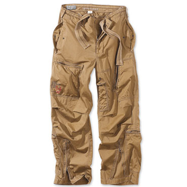 INFANTRY CARGO Sand Washed / Arena