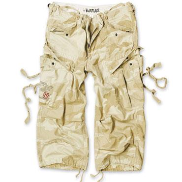 SURPLUS Engineer Vintage 3/4 Pants / Pantalones 3/4