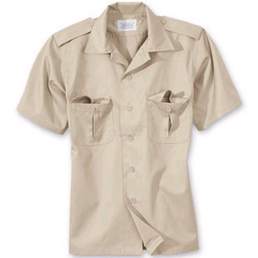 SURPLUS US shirt 1/2 beige