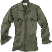 SURPLUS US shirt 1/1 olive