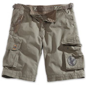SURPLUS Xylontum shorts Olive/ Pantalones cortos