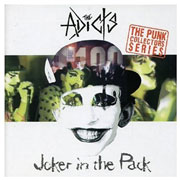 ADICTS, THE: Joker in the pack CD