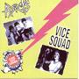 ADICTS/VICE SQUAD: Live & Loud CD
