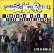 ARTHUR KAY: Live in Berlin CD