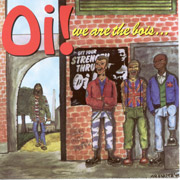 V/A: Oi! We are the bois CD