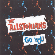 ALLSTONIANS, THE: Go you CD