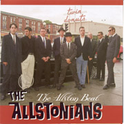 ALLSTONIANS, THE: The Allston beat CD