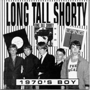 LONG TALL SHORTY: 1970's boy CD