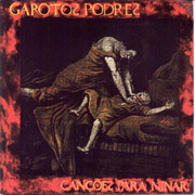 GAROTOS PODRES: Cançones para ninar CD