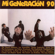 V/A: Mi generacion 90 CD