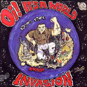 V/A: Oi! It's a world invasion Vol. 3 CD