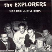 EXPLORERS, THE: Little bird EP