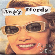 ANGRY NERDS: Phoney Girls EP