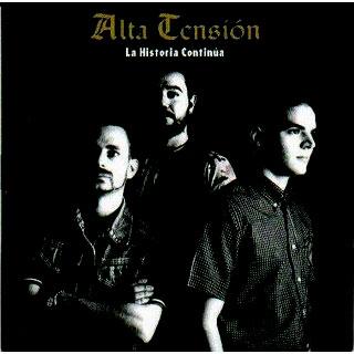 ALTA TENSION: La historia continua CD