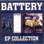 BATTERY: EP Collection CD
