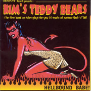 KIM'S TEDDY BEARS: Hellbound babe! CD