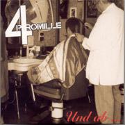 4 PROMILLE: Und Ab CD