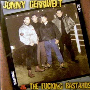 JONNY GERRIWELT: S/T CD