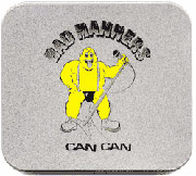 BAD MANNERS: Can Can CAN TIN CD