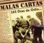 MALAS CARTAS: 365 dias de odio CD