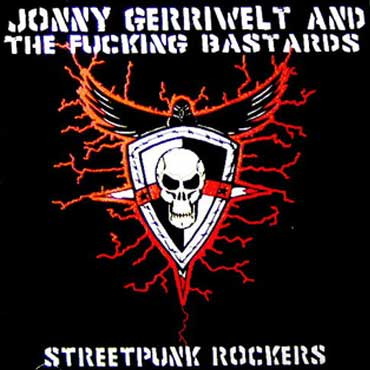 JONNY GERRIWELT: Streetpunk rockers CD