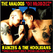 ANALOGS, THE/RAMZES & THE HOOLIGANS: CD