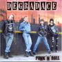 DEGRADACE: Punk n roll CD