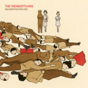 WEAKERTHANS: Reconstruction site CD