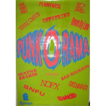 V/A: Punk o rama vol 1 DVD