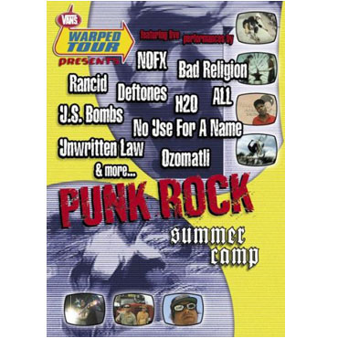 V/A: Punk rock summer camp DVD