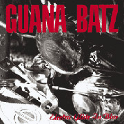 GUANA BATZ: Electra Glide in blue CD