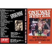 ONE WAY SYSTEM: No return/All systems go DVD
