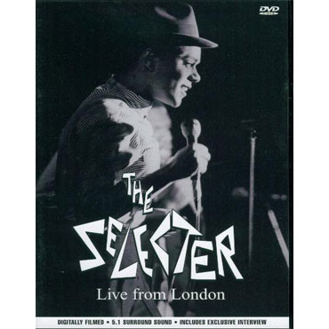 SELECTER,THE Live from London DVD