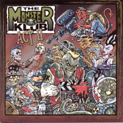 MONSTER KLUB, THE: Act II CD